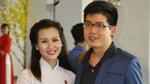 Bạn trai hộ tống Võ Hạ Trâm nhận giải Công dân trẻ tiêu biểu TP HCM