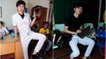 Hoài Linh 'chơi nổi' mang giày 1 tấc rưỡi lên sân khấu