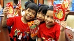 2.000 người khuyết tật, trẻ mồ côi đón Tết sớm ở Sài Gòn