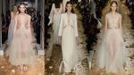 Người mẫu không nội y, đi chân trần trong show diễn Valentino Couture 2016