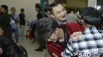 Noo bỏ chạy vì tạo hình răng đen 'Tình người duyên ma' của Ngô Kiến Huy