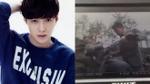 Trần Vỹ Đình, Lay (EXO) liên tiếp gặp tai nạn trên phim trường