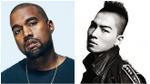 Taeyang (Bigbang) bị nghi phân biệt chủng tộc với Kanye West