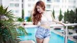Hot girl Ivy - cô dâu của Hồ Quang Hiếu là ai?
