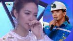 Clip: Minh Hằng khóc nức nở vì trai đẹp Thuận Nguyễn bị loại trong ngỡ ngàng