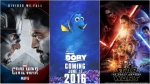 Disney sẽ 'thống trị' màn ảnh Hollywood năm 2016?