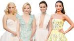 'Đại tiệc thời trang' đầy ấn tượng trên thảm đỏ Oscars lần thứ 88