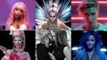 Sửng sốt khi Gaga, Kesha, Katy Perry và loạt sao US-UK cùng hòa giọng trong một bản mashup