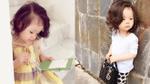 Cadie - Em bé 'diễn sâu' dễ thương nhất showbiz Việt