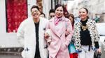 Fashionista Việt xúng xính hàng hiệu đi dự Paris Fashion Week