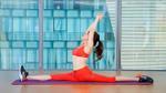 Sĩ Thanh cải thiện chiều cao nhờ tập Yoga