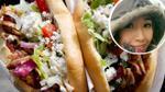 Quỳnh Trân BB&BG xếp hàng 30 phút để được ăn kebap ngon nhất Berlin