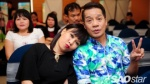 Việt Hương hóa cô tiên, hội ngộ 'ông bụt' Minh Nhí tại Siêu nhí tranh tài