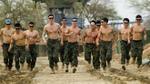 'Xịt máu mũi' trước các quân nhân ngang ngửa Yoo Shi Jin 'Hậu duệ mặt trời'