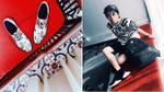 50 sắc thái của 'thánh giày sneaker' Gil Lê