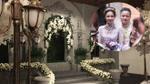 Xem trước không gian tiệc cưới như vườn địa đàng của Victor Vũ - Đinh Ngọc Diệp