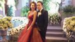 Những hình ảnh đầu tiên trong đám cưới cổ tích của Victor Vũ - Đinh Ngọc Diệp