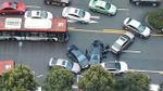Bạn có thể giải thích được vụ tai nạn giao thông kỳ quái này không?