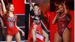 Maya - Hà Hồ - Beyonce: 3 giai nhân mặc chung một kiểu áo