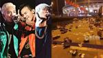 Fan Big Bang bị nhắc nhở khi 'xả' 10 tấn rác sau concert tại Hàng Châu