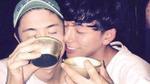 Cặp đôi Thượng Ẩn của làng mẫu Hàn-Nhật công khai ảnh tình tứ đáng ghen tị