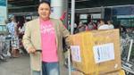 Diễn viên Minh Béo bị bắt giữ ở Mỹ