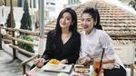 Á hậu Tú Anh - sao Việt 'chịu khó' check in quán cafe nhất showbiz