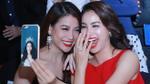 Khoảnh khắc Trương Ngọc Ánh, Phạm Hương so 'miệng rộng sexy' nổi tiếng Vbiz