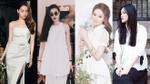 Tuyết Lan, Angela Phương Trinh, Hà Lade cùng hàng loạt mĩ nhân chọn đơn sắc cho ngày 31/3