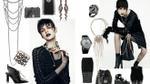 Phong cách thời trang: Glam Punk
