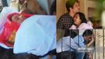 Cha mẹ khóc ngất khi nhìn nữ diễn viên 'Cô dâu 8 tuổi' mặc váy cưới trong lễ tang