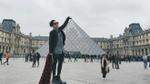 'Thánh mưa' phấn khích khi hoàn thành ước mơ đến Paris trước tuổi 30