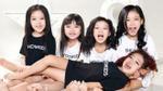 Nhóm nhạc nhí với 5 thành viên nữ dưới 5 tuổi gây tranh cãi