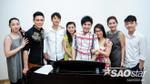 Đôi 'tri kỷ' Cẩm Ly - Đan Trường kết hợp hỗ trợ thí sinh trước đêm Liveshow 2