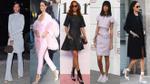 Học Rihanna style lịch lãm cho những quý cô công sở