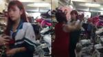 Thiếu nữ xinh đẹp suýt bị 'lột đồ' vì dám ngang nhiên ăn trộm