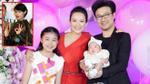 Chương Tử Di khoe con gái, con riêng chồng - vợ cũ Uông Phong nổi đóa