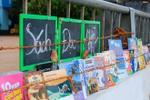 Niềm vui mới từ 'Tủ sách miễn phí giữa biển cho trẻ em' ở Quy Nhơn