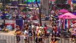 Bạn trẻ Việt 'quẩy' tưng bừng tại lễ hội té nước Songkran 2016