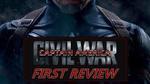 Những khán giả đầu tiên nói gì về 'Captain America: Civil War'?