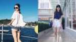 23/4: Cuối tuần năng động cùng quần short như Tăng Thanh Hà & Ngọc Thảo