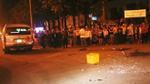 Clip: Kinh hoàng nam thanh niên nổ mìn tự tử giữa phố