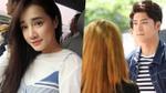 Nhã Phương khoe mặt mộc cực xinh trên phim trường 'Tuổi thanh xuân 2'