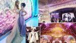 Con trai tỷ phú bất động sản tổ chức đám cưới xa hoa nhất nước Nga