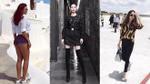 15/6: Hồ Ngọc Hà hút hồn với trang phục Versace, Minh Tú khoe gu thời trang năng động tại châu Âu