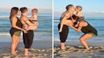Gia đình hạnh phúc của cặp đôi đồng tính nữ cùng nhau sinh con khiến người ta thêm tin vào tình yêu