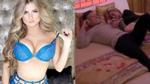 Hoa hậu Anh mất vương miện vì sex trên truyền hình