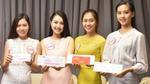 18 thí sinh Hoa hậu Việt Nam bước vào vòng thi 'Người đẹp Nhân Ái'