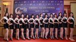 Các người đẹp rạng rỡ casting Hoa hậu Bản sắc Việt toàn cầu tại Hải Phòng