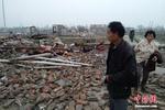 Vòi rồng quét qua thành phố Trung Quốc, 51 người chết